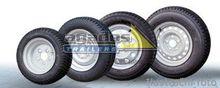 Kola, pneu, disky, držáky rezerv